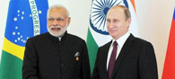India, Russia Sign 16 Agreements