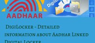 Govt to Roll-Out Digital Locker for Aadhar Card