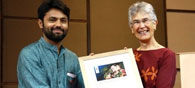 Young Indian Cartoonist Wins Conservation Award