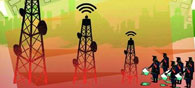 Wireless Tech Can Make India Developed
