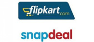 Snapdeal-Flipkart Leave Staff Richer By Rs.193 Cr
