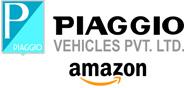 Piaggio Ties Up With Amazon For Online Retailing