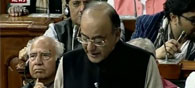 Jaitley Introduces Four GST Bills In Lok Sabha