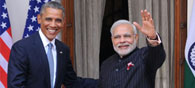 U.S. Building Strong Defence Ties With India