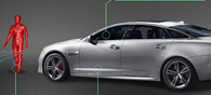 Jaguar's New Technology 'Sixth Sense'