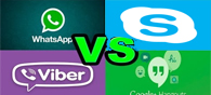VoIP War: WhatsApp Vs FB Messenger