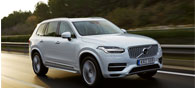 Volvo Launches Hybrid SUV XC90 T8 Excellence at Rs.1.25 cr