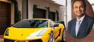 India's Rich Men And Their Supercars