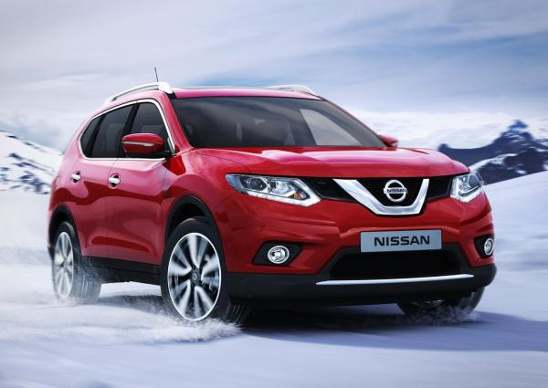 New Nissan X-trail to Debut in Delhi Auto Expo 2016
