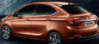 Tata Motors Launches Compact Sedan Tigor In Rajasthan