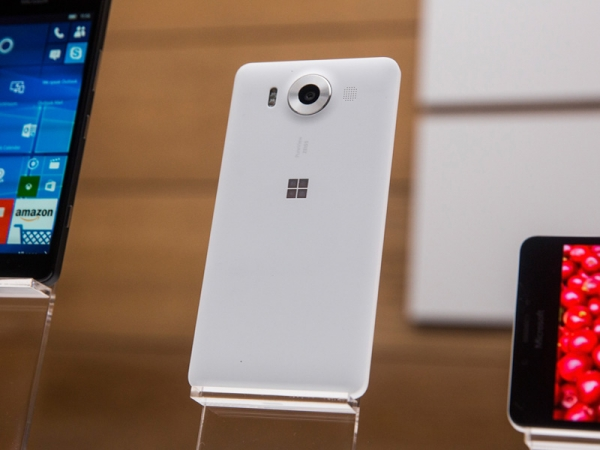 Microsoft Lumia 950, 950 XL to Launch in India on Nov 30