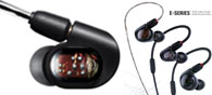 Audio-Technica Unveils New In-Ear Headphones