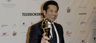 Sachin Tendulkar Receives Asian Awards Fellowship