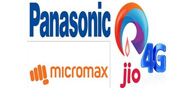 Micromax, Panasonic Partner Rjio For Free Voice, Data Service