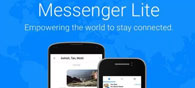 Facebook Launches Messenger Lite In 132 More Countries