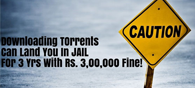 Viewing Torrent Websites Can Land You in Jail for Three Years