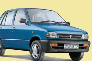 India's 5 Most Sold Cars, Maruti 800 Tops The List