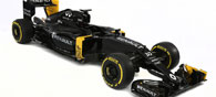 Renault Unveils New Formula One Car