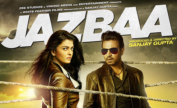 'Jazbaa' - Stylishly Thrilling