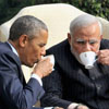 Obama Refers To Modi's 'Chai Pe Charcha'