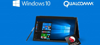Qualcomm, Microsoft Partner To Support Windows 10 Devices