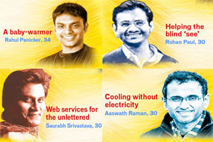 Four Indians In The List Of Top 35 Innovators: MIT Technology