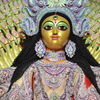 Gold Plated Durga to be Inaugurated on Oct2