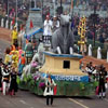 Tableaux Offer Glimpse Of Country's Diversity At 66th Republic Day Parade