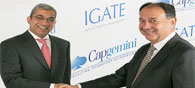 Capgemini To Acquire Igate For $4 Billion