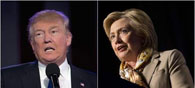 Trump Trails Clinton By 12 Points For First Time: Poll
