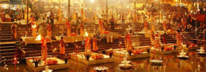 Some Ghats in India Where One Can Spend a Wonderful Evening