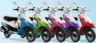 TVS Trumps Hero To Become 2nd Largest Scooter Maker In April-Feb Period