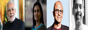 India's 'Fantastic Four' in Time's 100 Most Influential People