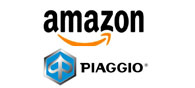 Piaggio Ties Up With Amazon For Online Merchandise Retailing
