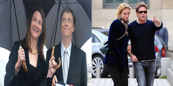 Two Is Better Than One: Top 8 Wealthy Couples Around The World