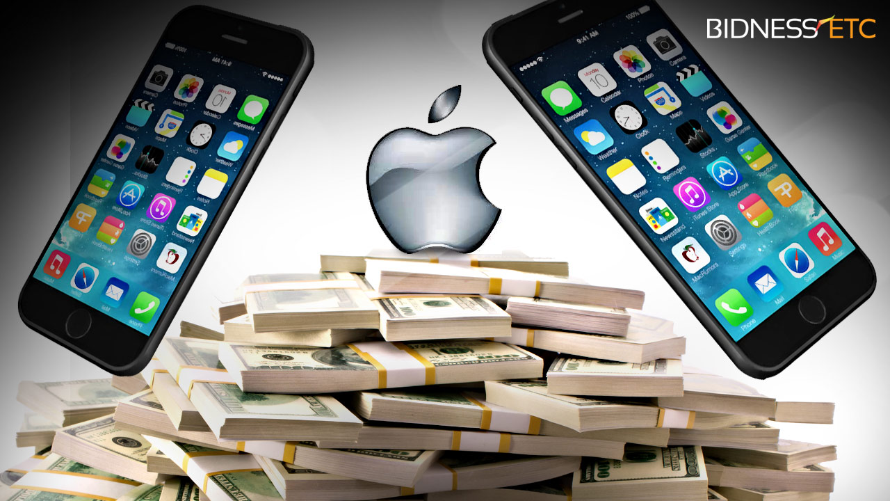 Why Apple's Stock Is Rising Constantly?