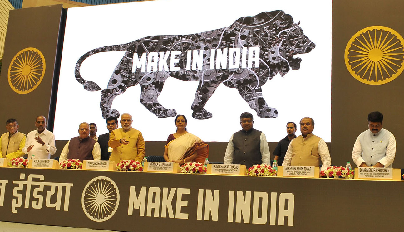 Ahead Of Modi Visit, India Holds 'Make In India' Fortnight In Germany