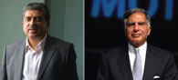 Ratan Tata, Vijay Kelkar And Nandan Nilekani Establish Avanti Finance