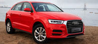 Audi Q3 Dynamic Edition Launched At Rs.39.78 Lakh