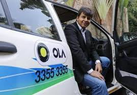 Ola Taxi App: 3rd Most Valuable Startup in India