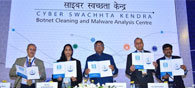 India Launches \'Cyber Swachhta Kendra\' To Protect Citizens