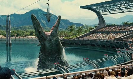 'Jurassic World' - Colossal But Not Emotional Enough