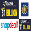 Flipkart, Snapdeal Gear Up For Billion-Dollar Festive Dhamaka