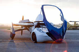 Get Ready to Cruise High in the Air, Flying Car is on its Way!