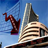 Sensex Up 95 Points, Rupee Up 5 Paise Against Dollar