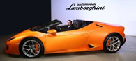 Super Sports Cars Sales Growth To Continue In 2017: Lamborghini