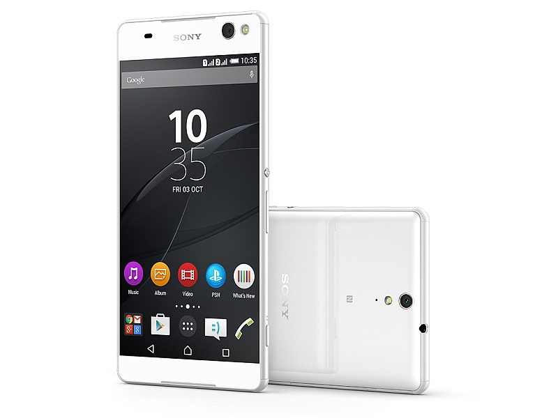 Sony Launched the New Xperia C5 Ultra Dual in India, Priced at Rs. 29,990