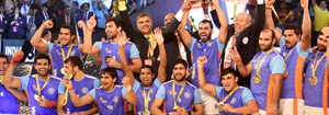 India Triumph In Kabaddi World Cup, Maintain Dominance