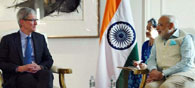 Positive On India-Made SE iPhones, App Developers: Tim Cook To Modi