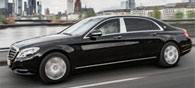 Mercedes Unveils its New Maybach S600 Pullman Guard with State-of-the-Art Armor Upgrade